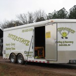 Emergency Recovery Trailer