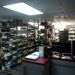 Fleet Shop Parts Room