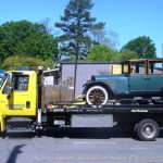 Specialty Vehicle Towing